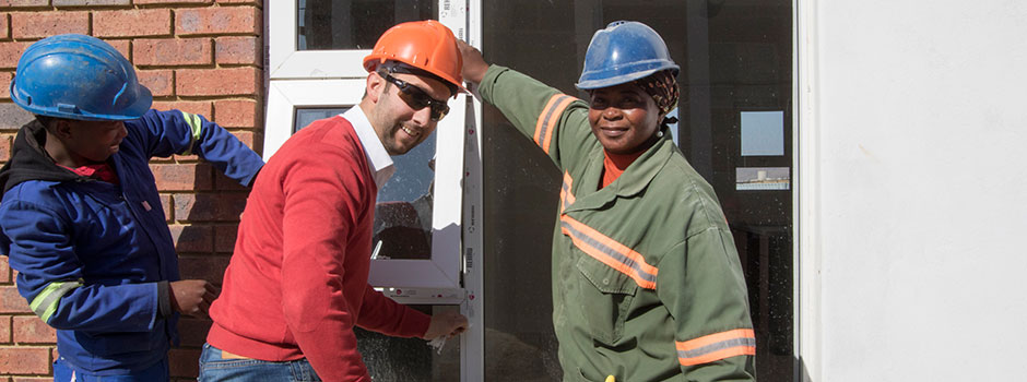 uPVC Windows – A sustainable lifestyle for Marikana