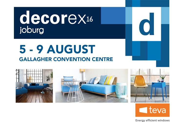 Gauteng: Meet the TEVA Team at Decorex this Weekend.