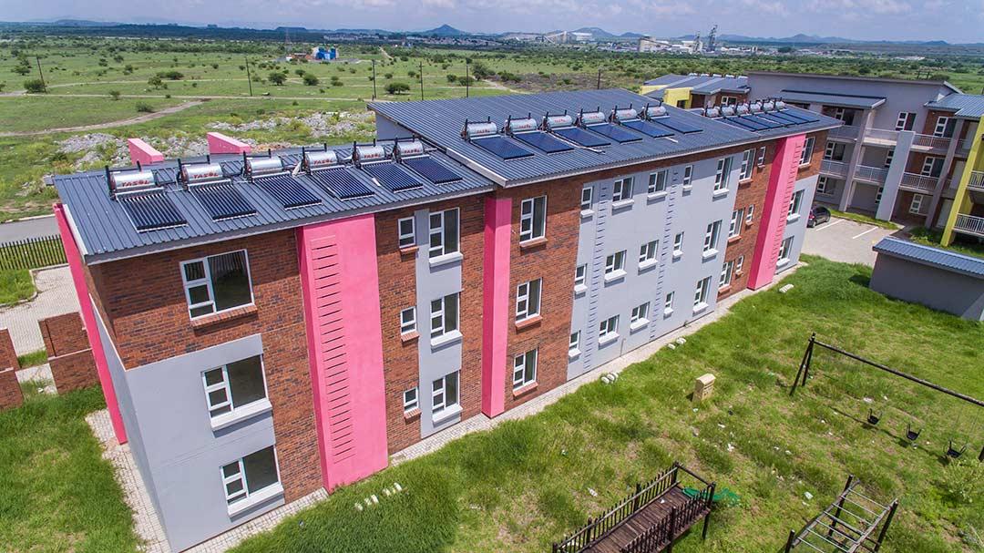 Marikana Low Cost Housing